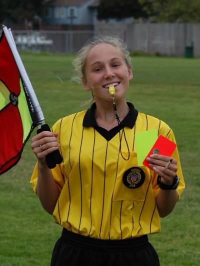 Do You Want To Be A Referee?
